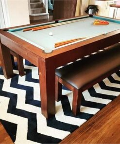Signature Chester Walnut Pool Dining Table