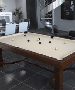 Toulet Cottage Pool Table